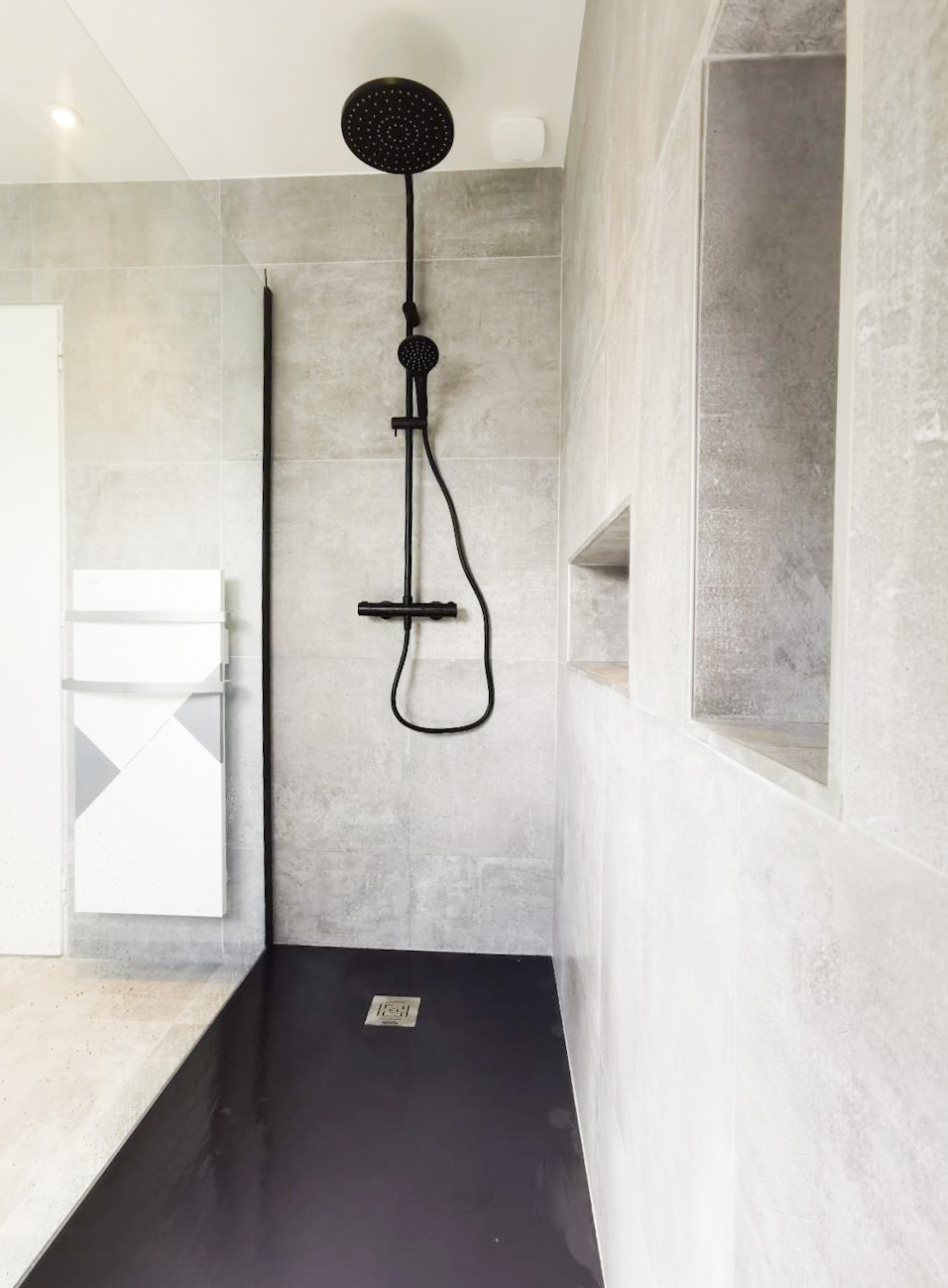 Salle de bain à Guidel - Petit3